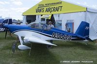 N144VA @ KOSH - Vans RV-14  C/N 140055, N144VA