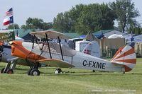 C-FXME @ KOSH - Stampe-Vertongen SV-4C  C/N 633, C-FXME - by Dariusz Jezewski www.FotoDj.com
