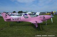 N122PT @ KOSH - Lancair Legacy  C/N L2K-184, N122PT - by Dariusz Jezewski www.FotoDj.com