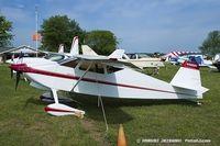 N168WH @ KOSH - Wittman Tailwind  C/N JC11, N168WH