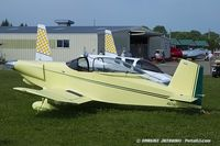 N218V @ KOSH - Thorp T-18 Tiger  C/N 45, NX218V