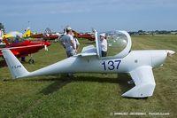 C-GJPM @ KOSH - Quickie Q-2  C/N 2001, C-GJPM - by Dariusz Jezewski www.FotoDj.com