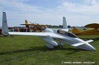 N26MS @ KOSH - Rutan Long-EZ  C/N 115, N26MS