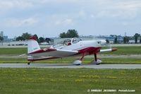 N283S @ KOSH - Bombardier BD-700-1A10  C/N 9080, N283S