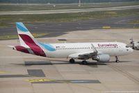 D-AEWA @ EDDL - Airbus A320-214(W) - EW EWG Eurowings - 6953 - D-AEWA - 27.05.2016 - DUS - by Ralf Winter