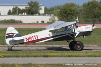 N9111 @ KOSH - Zlin Aviation Sro Savage Cub-S  C/N 260, N9111