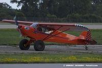 N1111E @ KOSH - Super Cub Sport  C/N 471C, N1111E - by Dariusz Jezewski www.FotoDj.com