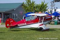 N260AB @ KOSH - Christen Pitts S-2B Special  C/N 5175, N260AB