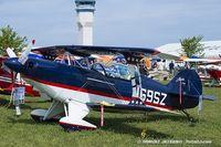 N69SZ @ KOSH - Christen Pitts S-2B Special  C/N 5191, N69SZ