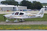 C-GOZO @ KOSH - Cirrus SR22 Turbo  C/N 2228, C-GOZO - by Dariusz Jezewski www.FotoDj.com