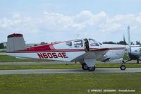 N6064E @ KOSH - Beech K35 Bonanza  C/N D-5995, N6064E - by Dariusz Jezewski www.FotoDj.com
