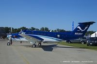 N68RF @ KOSH - Hawker Beechcraft Corp B300C King Air  C/N FM-21, N68RF