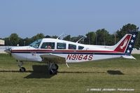 N9164S @ KOSH - Beech B24R Sierra  C/N MC-403, N9164S