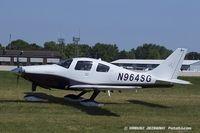 N964SG @ KOSH - Columbia Aircraft Mfg LC42-550FG  C/N 42518, N964SG