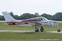 N2259F @ KOSH - Cessna 310L  C/N 310L-0059, N2259F - by Dariusz Jezewski www.FotoDj.com