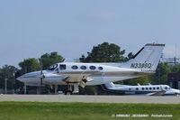 N3398Q @ KOSH - Cessna 421A Golden Eagle  C/N 421A0108, N3398Q