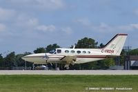 C-FRDM @ KOSH - Cessna 414A Chancellor  C/N 414A-1212, C-FRDM