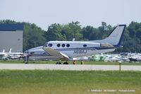 N68AJ @ KOSH - Beech C90A King Air  C/N LJ-1071, N68AJ