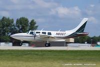 N80GT @ KOSH - Piper Aerostar 601B  C/N 61-0717-8062144, N80GT