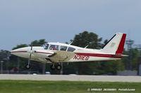 N31EG @ KOSH - Piper PA-23-250 Aztec  C/N 27-7554054, N31EG