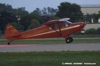 N4020M @ KOSH - Piper PA-12 Super Cruiser  C/N 364849, N4020M