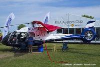N375AE @ KOSH - Eurocopter EC-130T-2  C/N 7758, N375AE