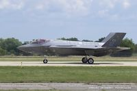 11-5033 @ KOSH - F-35A Lightning II 11-5033 EG from 58th FS Gorillas 33rd FW Eglin AFB, FL - by Dariusz Jezewski www.FotoDj.com