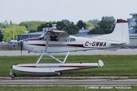 C-GWMA @ KOSH - Cessna A185F Skywagon 185  C/N 18504116, C-GWMA - by Dariusz Jezewski www.FotoDj.com