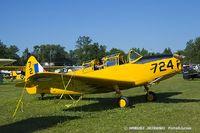 CF-CVE @ KOSH - Fairchild (Fleet) PT-26A Cornell II  C/N FV724, CF-CVE
