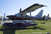 C-GXXG @ KOSH - Glasair GS-2 Sportsman  C/N 7370, C-GXXG
