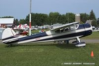 N9885A @ KOSH - Cessna 195B Bussinesliner  C/N 7638, N9885A