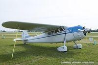 N4371N @ KOSH - Cessna 195  Businessliner  C/N 7035, N4371N