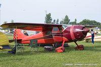 N9854A @ KOSH - Cessna 190  C/N 7547, N9854A