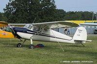 N89895 @ KOSH - Cessna 140  C/N 8940, N89895