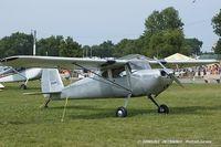 N72489 @ KOSH - Cessna 140  C/N 9657, N72489