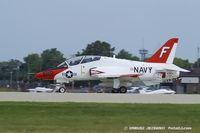 163644 @ KOSH - T-45C Goshawk 163644 F-612 from VT-86 Sabrehawks TAW-6 NAS Pensacola, FL - by Dariusz Jezewski www.FotoDj.com