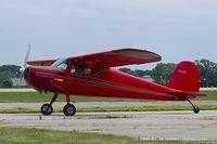 N89297 @ KOSH - Cessna 140  C/N 8323, N89297