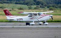 D-ETPO @ EGFH - Visiting Skylane. - by Roger Winser
