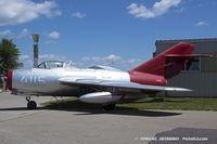 N15MG @ KOSH - Mikoyan-Gurevich MiG-15BIS  C/N 1411, N15MG