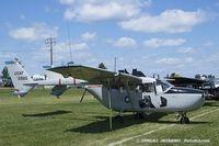 N802A @ KOSH - Cessna M337B (O-2A Super Skymaster)  C/N 337M0174 - Robert Shafer, N802A - by Dariusz Jezewski www.FotoDj.com