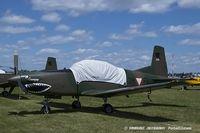 N657AS @ KOSH - Pilatus PC-7 Turbo Trainer  C/N 447, N657AS