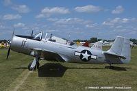 N5726 @ KOSH - Fairchild XNQ-1  C/N 75726, N5726 - by Dariusz Jezewski www.FotoDj.com