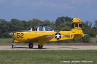 N12252 @ KOSH - Beech A45 (T-34A) Mentor  C/N G-704, N12252 - by Dariusz Jezewski www.FotoDj.com