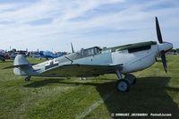 N109BF @ KOSH - Messerschmitt Bf-109  C/N 199, N109BF