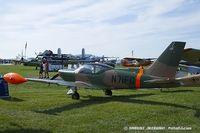 N71FD @ KOSH - Siai-Marchetti F-260C  C/N 572, N71FD