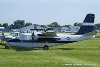 N30U @ KOSH - Aero Commander 560-A  C/N 247, N30U