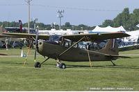 N16886 @ KOSH - Cessna O-1G Bird Dog  C/N 22706, N16886 - by Dariusz Jezewski www.FotoDj.com