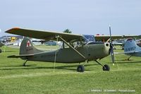 N48PF @ KOSH - Cessna 305A L-19A Bird Dog  C/N 23721, N48PF