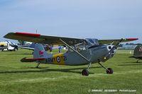 C-FTAL @ KOSH - Cessna L-19E Bird Dog  C/N 24605, C-FTAL