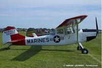 N5190G @ KOSH - Cessna 305A L-19A Bird Dog  C/N 22452, N5190G